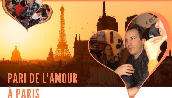 Le Pari de l'Amour à Paris